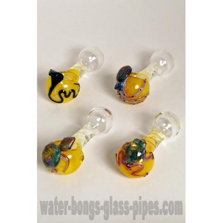 Animal Glass Pipes Set