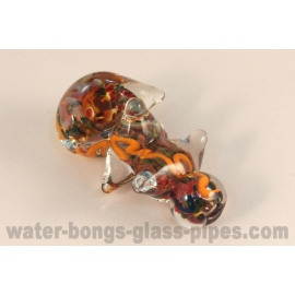 Thick Glass Pipe Jellyfish