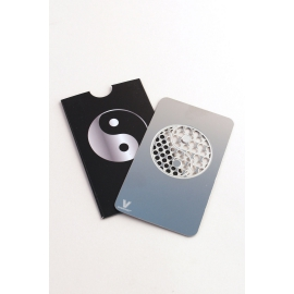 Credit card Grinder Yin Yang