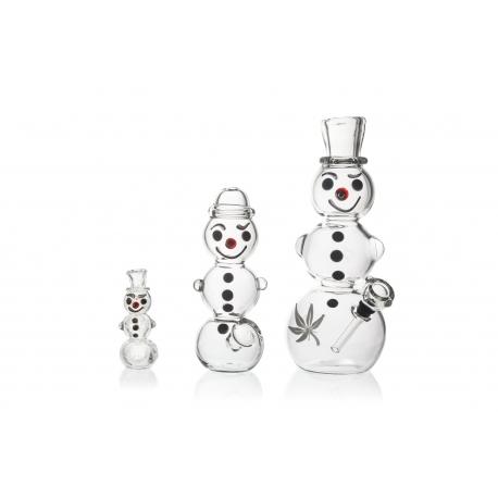 Snowman Family Smoking Set