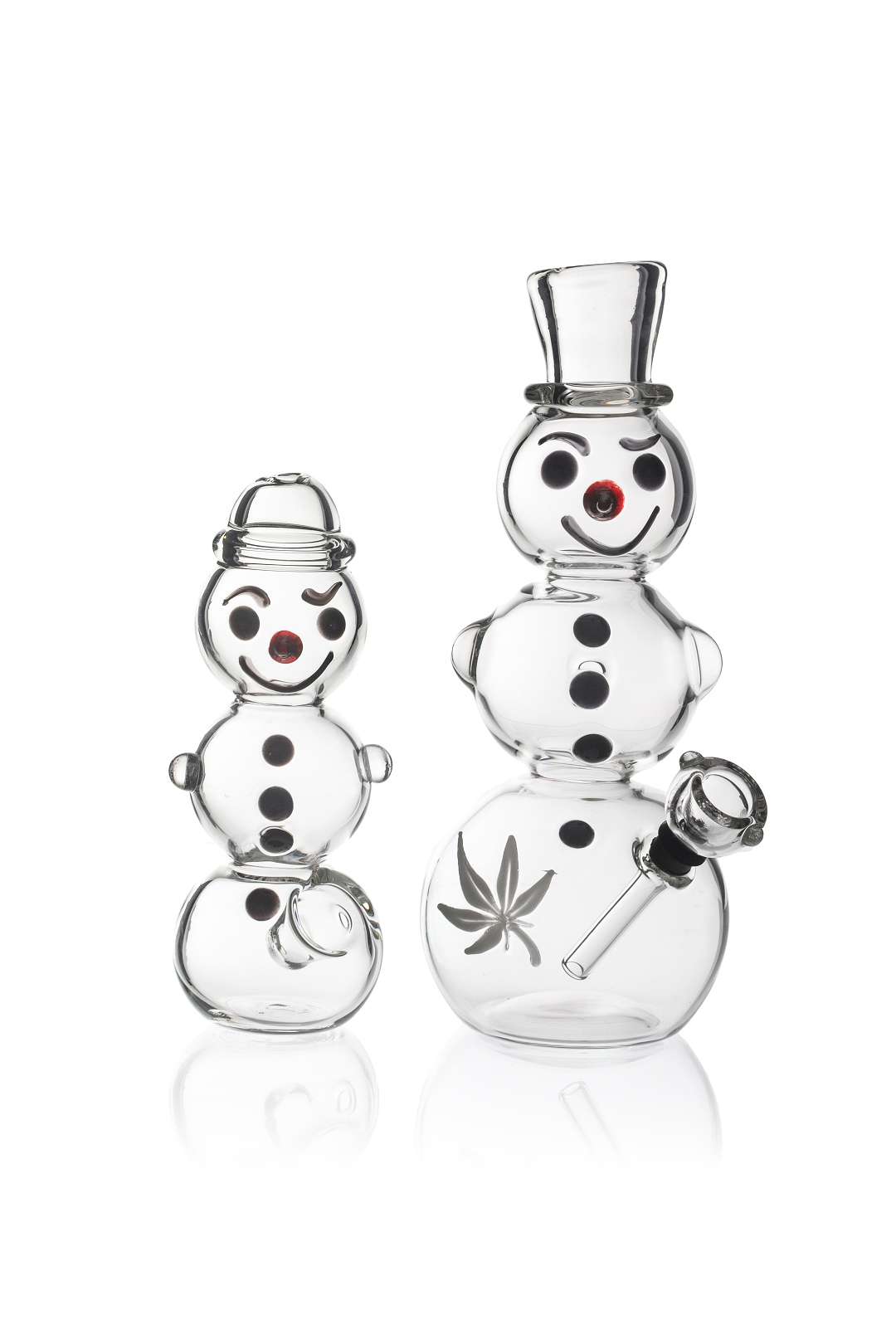 Snowman Pipe And Bong Set Limited Edition Snowman Pipe And Bong Set Limited Edition