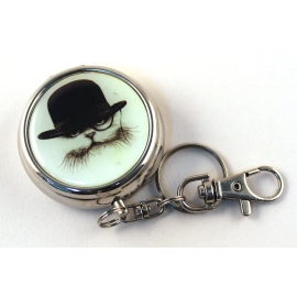Keychain Ashtray - Hat