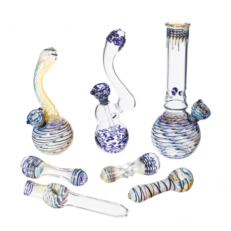 Cool Glass Party Set