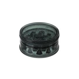 Black Herb Grinder, plastic