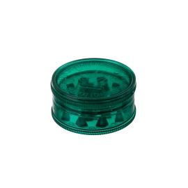 Green Herb Grinder, plastic