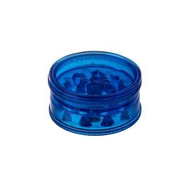 Blue Herb Grinder, plastic