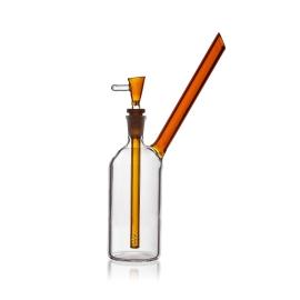 Glass Bong Brown Bottle