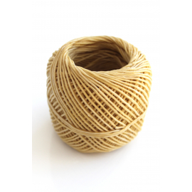 Organic Hemp Wick Ball 200 feet Dark