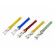 Colorful One Hitter Ganja 70mm