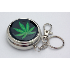 Keychain ashtrays